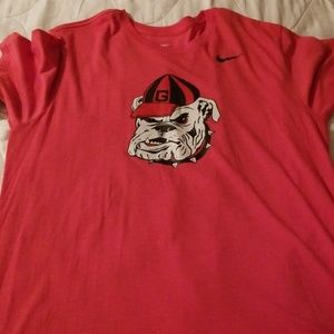 Georgia Bulldogs tee
